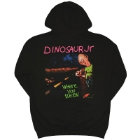 Dinosaur Jr. Where You Been プルオーバー パーカー