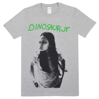 Dinosaur Jr. Green Mind Tシャツ GREY