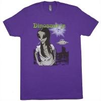 Dinosaur Jr. Alien Tシャツ