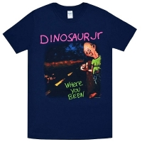 Dinosaur Jr. Where You Been Tシャツ