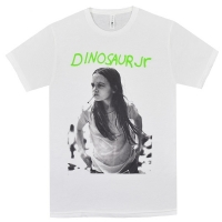 Dinosaur Jr. Green Mind Tシャツ WHITE