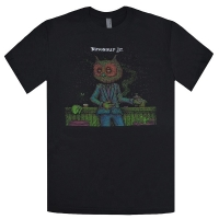 Dinosaur Jr. Now The Fall Owlman Tシャツ