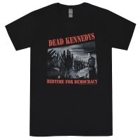 DEAD KENNEDYS Bedtime For Democracy Tシャツ