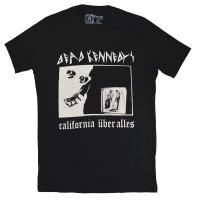 DEAD KENNEDYS California Uber Alles Tシャツ 3