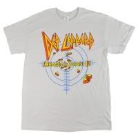 DEF LEPPARD Armageddon Target Tシャツ