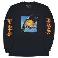 DEF LEPPARD Pyromania ロングスリーブ Tシャツ