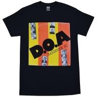 D.O.A. Hardcore 81 Tシャツ