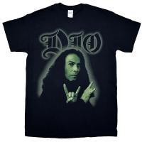 DIO Ronnie James Dio Photo Tシャツ