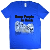DEEP PURPLE In Rock Tシャツ