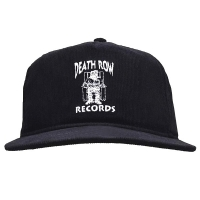 DEATH ROW RECORDS Logo ベースボールキャップ