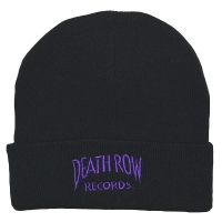 DEATH ROW RECORDS Death Row Logo ニット帽