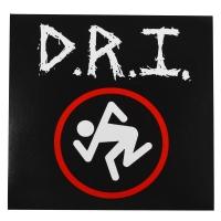 D.R.I. Skanking ステッカー