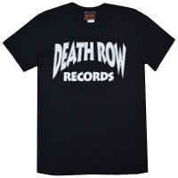 DEATH ROW RECORDS Death Row Logo Tシャツ