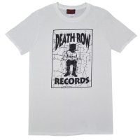 DEATH ROW RECORDS Death Row Framed Tシャツ