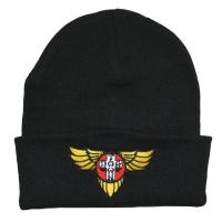 DOGTOWN Wings Logo ニット帽 BLACK