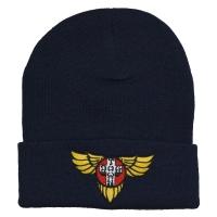DOGTOWN Wings Logo ニット帽 NAVY