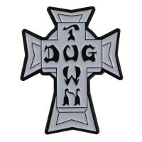 DOGTOWN Vintage Cross Logo ピンバッジ
