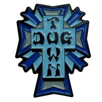 DOGTOWN Cross Logo Color ピンバッジ