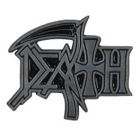 DEATH Logo ピンバッジ