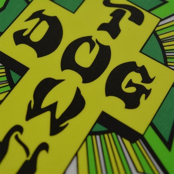 dug tuwn シールgreen23