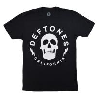 DEFTONES Skullbolt California Tシャツ