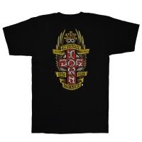 DOGTOWN 40th Anniversary Tシャツ BLACK