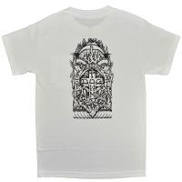 DOGTOWN Scott Oster Pocket Tシャツ WHITE