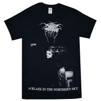 DARKTHRONE A Blaze In The Northern Sky Tシャツ