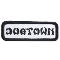 DOGTOWN Embroidered Work Patch ワッペン