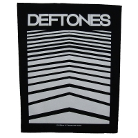 DEFTONES Abstract Lines バックパッチ
