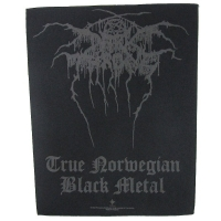 DARKTHRONE True Norwegian バックパッチ