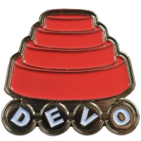 DEVO Energy Dome Logo ピンバッジ