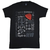 DEVO Logo Obsesso Tシャツ 2