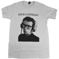 ELVIS COSTELLO Stereophonic Tシャツ