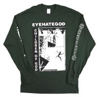 EYEHATEGOD Children Of God ロングスリーブ Tシャツ