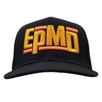 EPMD Logo スナップバックキャップ