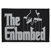 ENTOMBED Godfather Logo Patch ワッペン