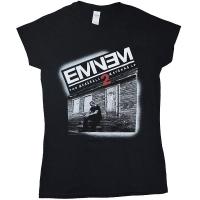 EMINEM The Marshall Mathers レディース Tシャツ