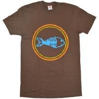 FISHBONE Circle Fish Backward Tシャツ