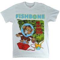 FISHBONE Chim Chim Tシャツ