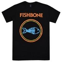 FISHBONE Logo Tシャツ