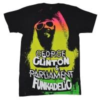 FUNKADELIC George Clinton Tシャツ