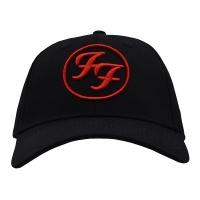 FOO FIGHTERS Circle Logo スナップバックキャップ