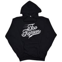 FOO FIGHTERS Logo Text プルオーバー パーカー