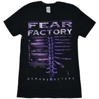 FEAR FACTORY Demanufacture Tシャツ