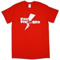FOO FIGHTERS Lightning Bolt Tシャツ