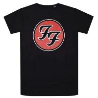 FOO FIGHTERS FF Logo Tシャツ