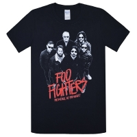FOO FIGHTERS Medicine At Midnight Photo Tシャツ