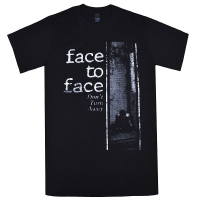 FACE TO FACE Don't Turn Away Tシャツ