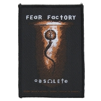 FEAR FACTORY Obsolete Patch ワッペン